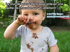 Comment Enlever Une Tache De Chocolat Sur Un V 234 Tement Le