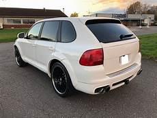 porsche cayenne blanc auto occasion porsche porsche cayenne blanc km99000 prix