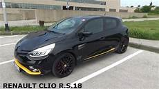 2018 Renault Clio Rs 18 With Akrapovič Exhaust Review