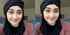 Tutorial Membentuk Headband Mengenakan Pashmina Co Id