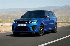 2018 range rover sport svr first motor trend canada