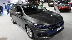 2017 Fiat Tipo Sw Lounge Exterior And Interior Z 252 Rich