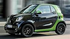 2016 Smart Fortwo Electric Drive Coupe Drive And Design