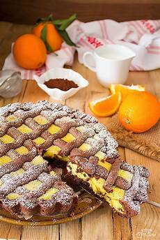 crema al cioccolato per crostata senza latte crostata al cioccolato con crema all arancia ricette dolci dolci dolci idee