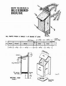 easy bluebird house plans bluebird nest box simple plan bluebird house bird house