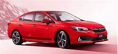 look at the new 2020 subaru impreza 5 door and sedan