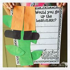 story retell hands first grade blue skies jack and the beanstalk activities first grade blue skies