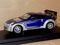 350z Fast And Furious by Nissan 350z The Fast And The Furious Rc2 53608b 1 18 Ebay