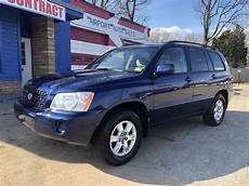 car owners manuals free downloads 2003 toyota highlander engine control 2003 toyota highlander airport auto sales used cars for sale va