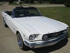 1965 Ford Mustang Convertible 289 V8 Auto W/ Power Top