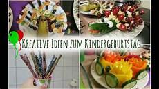 Kindergeburtstag Essen Fingerfood - tolle ideen f 252 r den kindergeburtstag essen mitgebsel