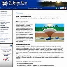 sinkholes inquiry topics pearltrees