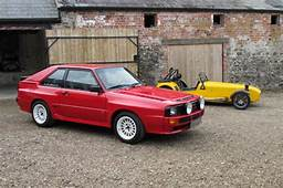 1986 SWB Audi Quattro Sport Similar Wanted For Commission
