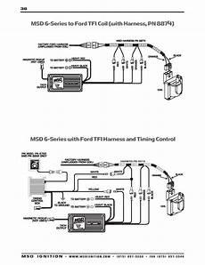 Msd 5520 Ignition Wiring Diagram by Msd Digital 6al Wiring Diagram Untpikapps