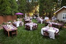 beautiful backyard weddings backyard wedding photos great wedding party decor ideas in