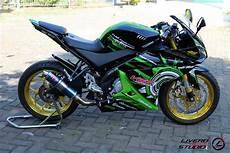 Modifikasi Motor Vixion 2015 by 10 Gambar Modifikasi Yamaha Vixion Variasi Keren Banget