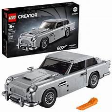 lego creator expert bond aston martin db5 10262