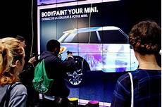 meso playful car paint game for international automotive a fair