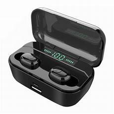 Digital Display Dual Bluetooth Earphone Wireless by G6s Dual Bluetooth 5 0 Tws Earphone Led Digital Display