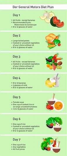 detox kur 5 tage der general motors diet plan ist eine detox kur es