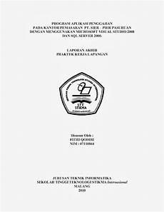 contoh cover makalah tulisan tangan contoh win
