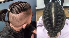 braids for men new braid hairstyles for men 2017 2018 cool braids styles for men youtube