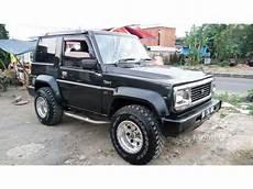 daihatsu taft gt harga jual jual mobil daihatsu taft 1997 gt 2 8 di dki jakarta manual suv hitam rp 100 000 000 4144641