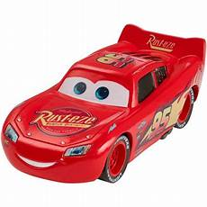Disney Pixar Cars 3 Lightning Mcqueen Vehicle Walmart