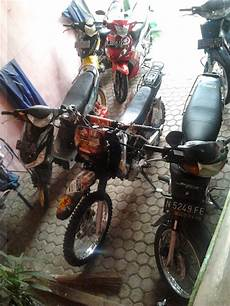 Thunder Modif Trail by Thunder Modifikasi Trail Jadul Thecitycyclist