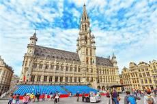 Br 220 Ssel Belgien 7 Juli 2016 Grand Place Grote Markt