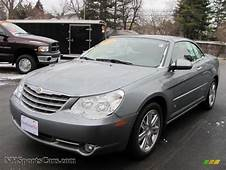 2008 Chrysler Sebring Limited Convertible In Silver Steel