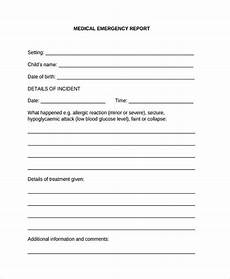 42 free incident report templates pdf word free premium templates