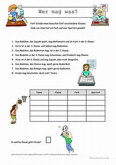 Kinder Malvorlagen Logicals Logical Wer Mag Was Schreib 252 Bungen Schulunterricht