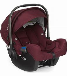 nuna pipa infant car seat berry
