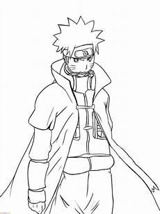 Mewarnai Gambar Sketsa Dan Sasuke Keren Terbaru