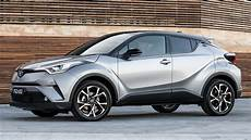 toyota c hr crossover going great guns in europe