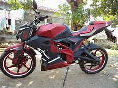 Modifikasi Motor Megapro by Modifikasi Motor Honda Mega Pro New Otomotif