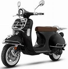 Motors Motorroller 125 Ccm 82 Km H 7 07 Ps 187 Retro