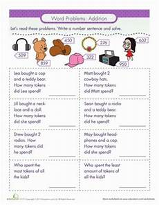 word problem worksheets for 2nd grade 11025 word problems addition see best ideas about word problems