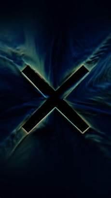 x wallpaper az96 x abstract alphabet illustration blue wallpaper