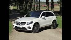 Essai Mercedes Glc 220d 4matic Fascination 2015
