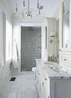 Bathroom Ideas Marble Floor by 29 White Marble Bathroom Floor Tile Ideas And Pictures