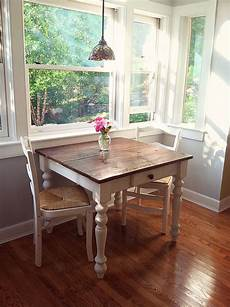 Apartment Furniture Kitchen Table by The Breakfast Nook Farm Table Made With A