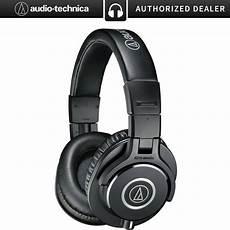 Audio Technica Ath M40x Professional Studio Monitor Wired