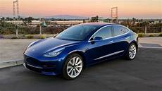 Essai Tesla Model 3 Premi 232 Res Impressions Au Volant