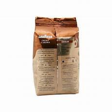 lavazza crema e aroma kaffee in ganze bohnen 1000g packung