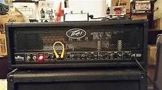 Peavey Valveking Vk100 100 Watt Guitar Reverb