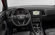 Seat Ateca Fr 2017 Neue Sportliche Ausstattungslinie