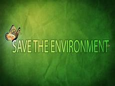 10 save the environment daily design