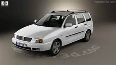 Volkswagen Polo Variant 1997 3d Model By Hum3d